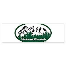 Wachusett Mountain State Park Bumper Bumper Sticker