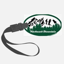 Wachusett Mountain State Park Luggage Tag