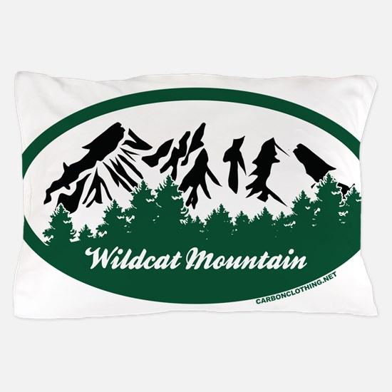Wildcat Mountain State Park Pillow Case