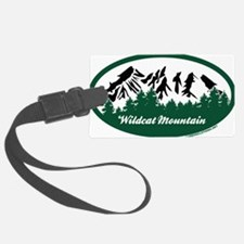 Wildcat Mountain State Park Luggage Tag