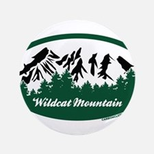 "Wildcat Mountain State Park 3.5"" Button (100 pack)"