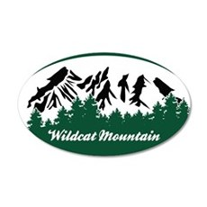 Wildcat Mountain State Park Wall Decal