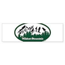 Wildcat Mountain State Park Bumper Bumper Sticker
