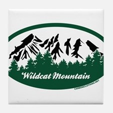 Wildcat Mountain State Park Tile Coaster