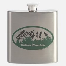 Wildcat Mountain State Park Flask