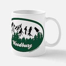 Woodbury State Park Mugs