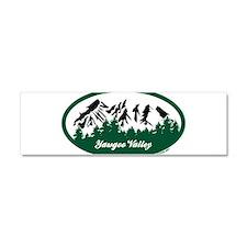 yawgoo valley Car Magnet 10 x 3