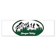 yawgoo valley Bumper Bumper Sticker