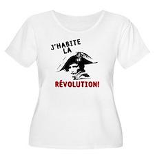 JHabite La Revolution Plus Size T-Shirt