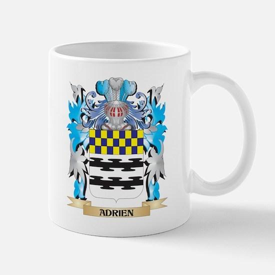 Adrien Coat Of Arms Mugs