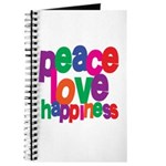 Peace, Love, Happiness Journal