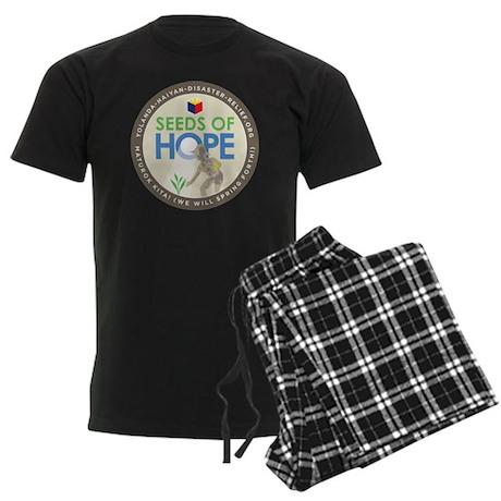 SOH YHDR Men's Dark Pajamas