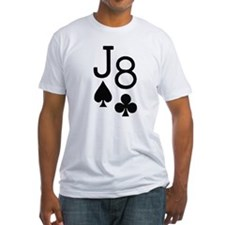 Jack of Spades Eight of Clubs Shirt