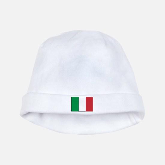 Italian Flag Baby Hat