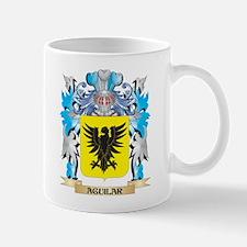 Aguilar Coat Of Arms Mugs