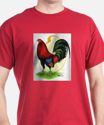 Red Gamecock3 T-Shirt