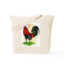 Red Gamecock3 Tote Bag