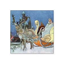 Snow Queen Ice Princess Sticker