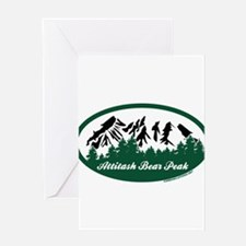 Bolton Valley State Park Greeting Card