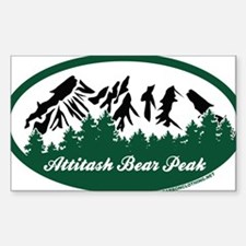 Bolton Valley State Park Decal