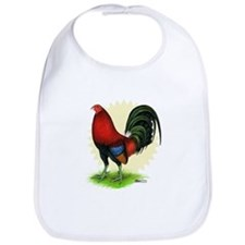 Red Gamecock2 Bib