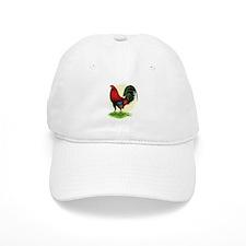 Red Gamecock2 Baseball Cap