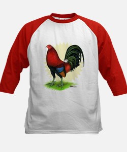 Red Gamecock2 Tee