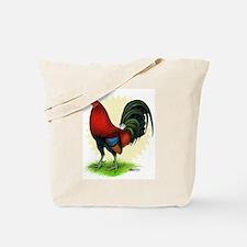 Red Gamecock2 Tote Bag