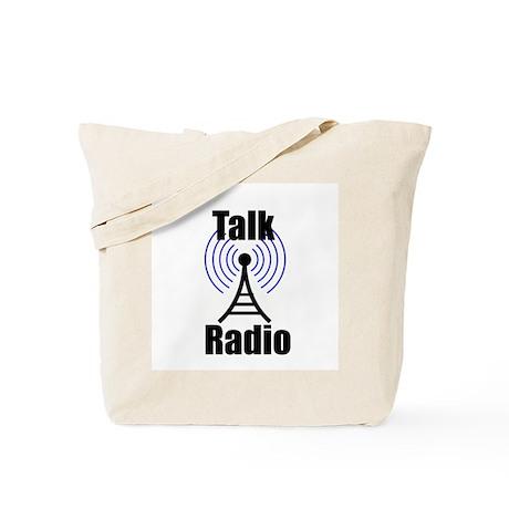 Tote Bag For Talk Radio Fanatics!