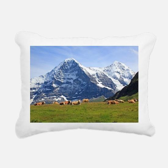 Schweiz Rectangular Canvas Pillow