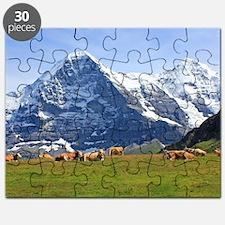 Cute Switzerland Puzzle