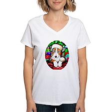 Aussie Santa Pup Shirt