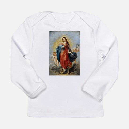 Immaculate Conception - Peter Long Sleeve T-Shirt