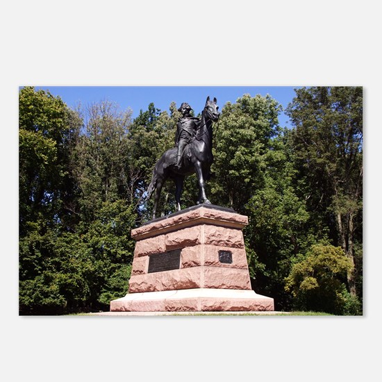 General Anthony Wayne Monument Postcards (Package