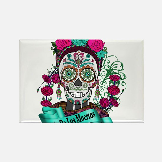Best Seller Sugar Skull Magnets