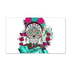 Best Seller Sugar Skull Wall Decal