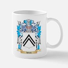 Aish Coat Of Arms Mugs