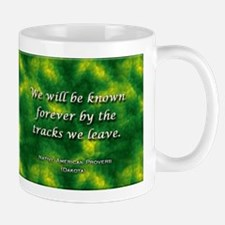 Dakota Proverb w/ Eagle 11oz. Mug
