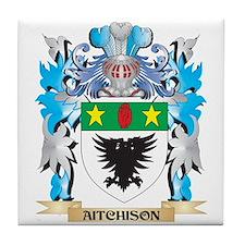 Aitchison Coat Of Arms Tile Coaster
