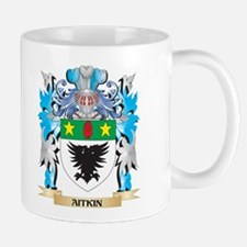 Aitkin Coat Of Arms Mugs