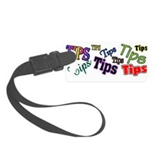TIPS.png Luggage Tag
