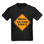 Sign Up to This Kids Dark T-Shirt