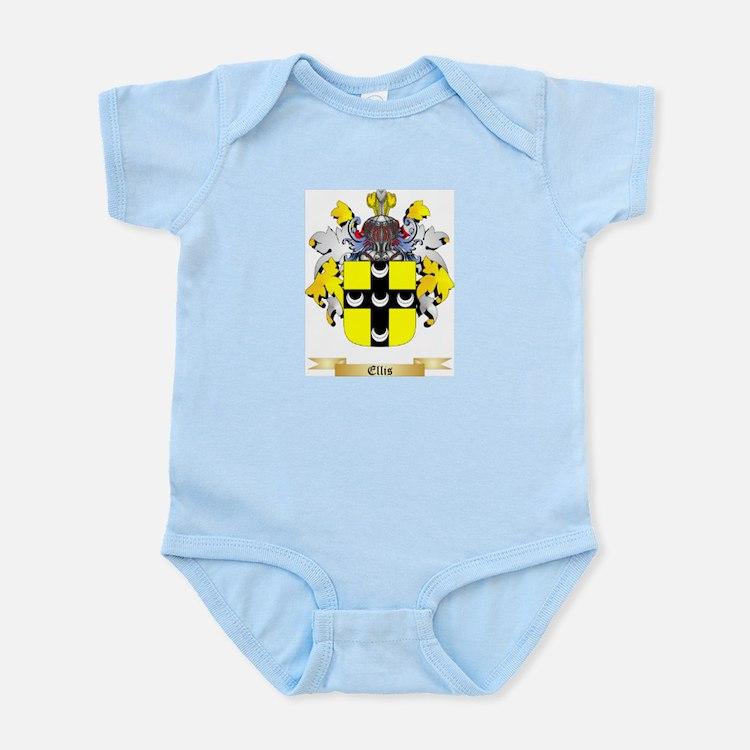 Ellis Infant Bodysuit
