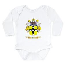 Ellis Long Sleeve Infant Bodysuit