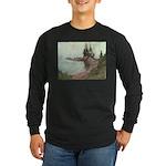 con_robinson_fog2 Long Sleeve T-Shirt