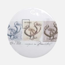 drawing dodo Ornament (Round)