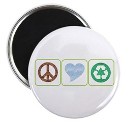 Peace, Love, Recycling 2.25
