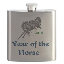 Year of the Horse - 2014 Flask