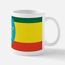 Ethiopia Flag Mug