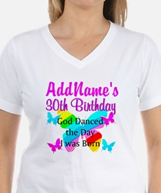 BLESSED 30TH Shirt